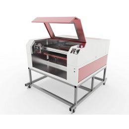 Лазерный станок с системой ЧПУ  с рабочим полем 600х900мм