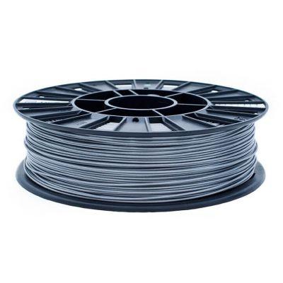 PLA пластик REC 1.75мм серебристый