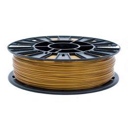 PLA пластик REC 1.75мм золотистый
