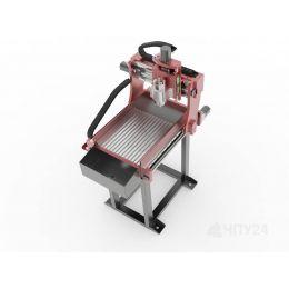 Чпу Фрезер по цветным металлам и черным металлам 300х400х150мм